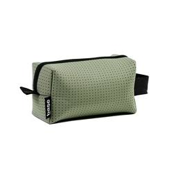 Buy Neoprene wash bag sage in NZ New Zealand.