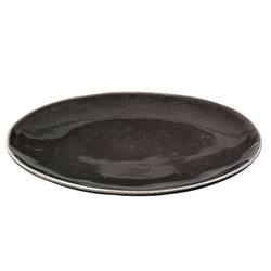 Buy Nordic coal dinner plate in NZ New Zealand.