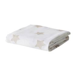 Buy Baby organic muslin wrap gold star in NZ New Zealand.