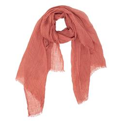 Buy Linen oversized scarf ash rose in NZ New Zealand.