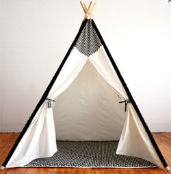 Buy Pompom teepee in NZ New Zealand.