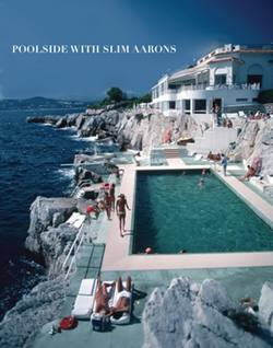 'Poolside with Slim Aarons' hardcover book