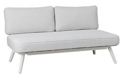 Buy outdoor two-seater couch (modular) in NZ New Zealand.