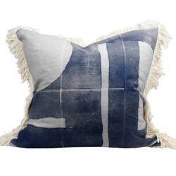 Buy Preston cotton cushion in NZ New Zealand.