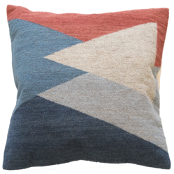 Puno wool cushion