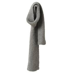 Buy Purl knit wool scarf in NZ New Zealand.