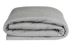 Buy raschel grey marle blanket in NZ New Zealand.