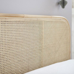 Buy Rattan headboard in NZ New Zealand.