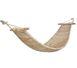 Buy Hanging rattan hammock in NZ New Zealand.