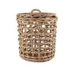 Buy Laundry basket with lid small in NZ New Zealand.