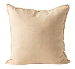 Buy Raw edge linen cushion cover in NZ New Zealand.