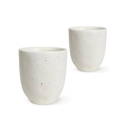 Buy Earth cups set of 2 natural in NZ New Zealand.