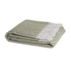 Sandy Bay wool blanket