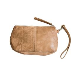 Buy Juju & Co Santorini small leather pouch in NZ New Zealand.
