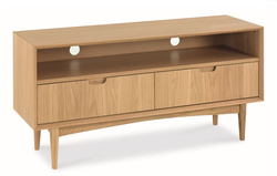 Scandi style entertainment unit
