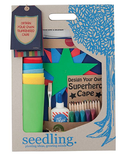 Buy Seedling Design Your Own Superhero Cape in NZ New Zealand.