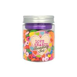 Buy Seedling Love heart beading set in NZ New Zealand.