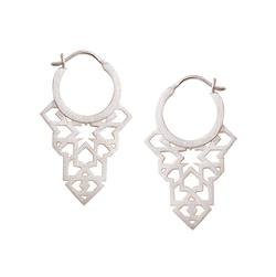 Buy Linda Tahija Seventh Star earrings in NZ New Zealand.