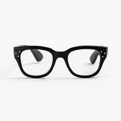 Buy Amara matt black reading glasses in NZ New Zealand.