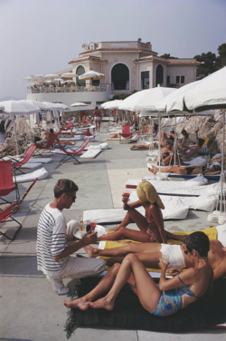 Buy Slim Aarons 'Hotel Du Cap' photographic print in NZ New Zealand.