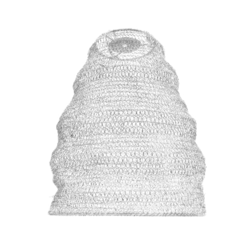 Knitted wire shade small