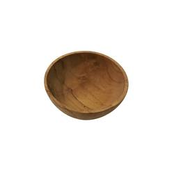 Buy small teak pinch bowl in NZ New Zealand.