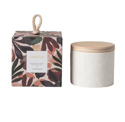 Buy Soy candle hibiscus in NZ New Zealand.