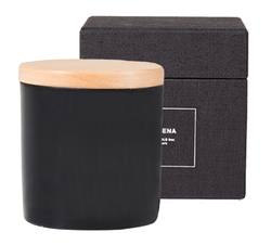 Buy soy candle with wooden lid - verbena in NZ New Zealand.