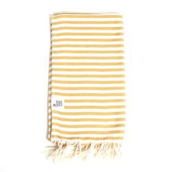 St Tropez stripe Turkish towel