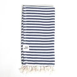Buy St Tropez stripe Turkish towel in NZ New Zealand.