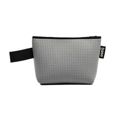 Neoprene stash pouch small grey