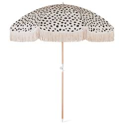 Black sands sun umbrella