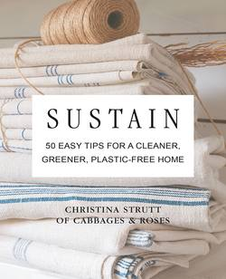 Sustain: tips for a plastic free home