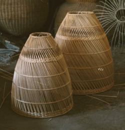 Buy Swoon rattan light shade in NZ New Zealand.