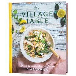 Buy The Village Table cookbook in NZ New Zealand.