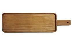 Buy long teak serving board in NZ New Zealand.