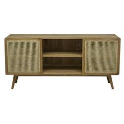 Buy Anja woven entertainment unit in NZ New Zealand.