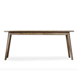 Vaasa oak dining table 180cm