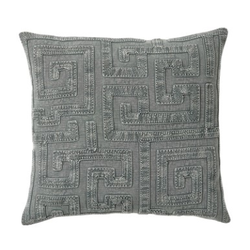 Versailles stonewashed cushion cover