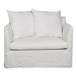 Buy Vittoria slip cover sofa chair in NZ New Zealand.