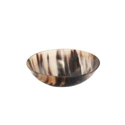 Buy Ethically sourced horn bowl small in NZ New Zealand.