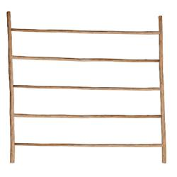 Buy Teak ladder 70cm wide in NZ New Zealand.