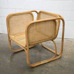 Buy woven rattan & cane chair in NZ New Zealand.