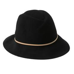 Buy Wool felt hat black in NZ New Zealand.