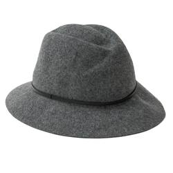 Buy Wool felt hat grey in NZ New Zealand.