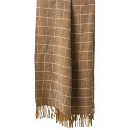 Buy Grid wool blanket in NZ New Zealand.