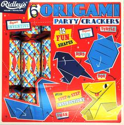 Buy Ridley's origami crackers (6) in NZ New Zealand.