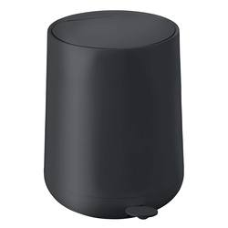 Buy Nova pedal bin black in NZ New Zealand.