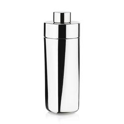 Rocks stainless steel cocktail shaker