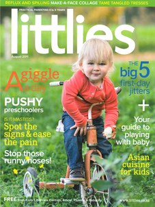 Littlies August 2011 cover lr